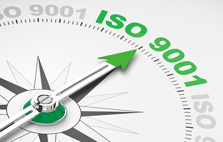 Внедрение стандартов ISO – 9001