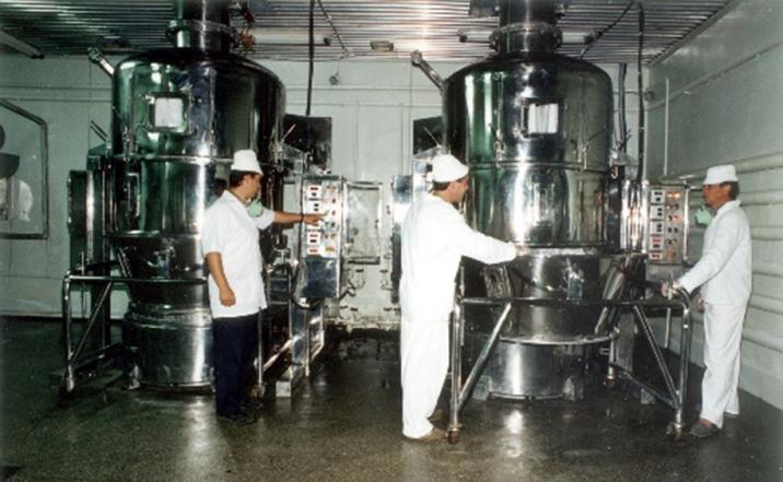 Становлення виробництва ветпрепаратів